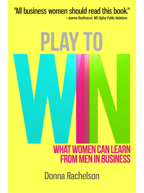 Cover of Play to Win by Donna Rachelson