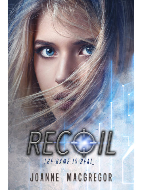 Cover of Recoil by Joanne Macgregor