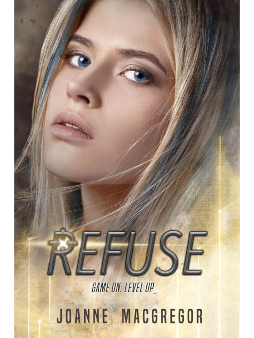 Cover of Refuse by Joanne Macgregor