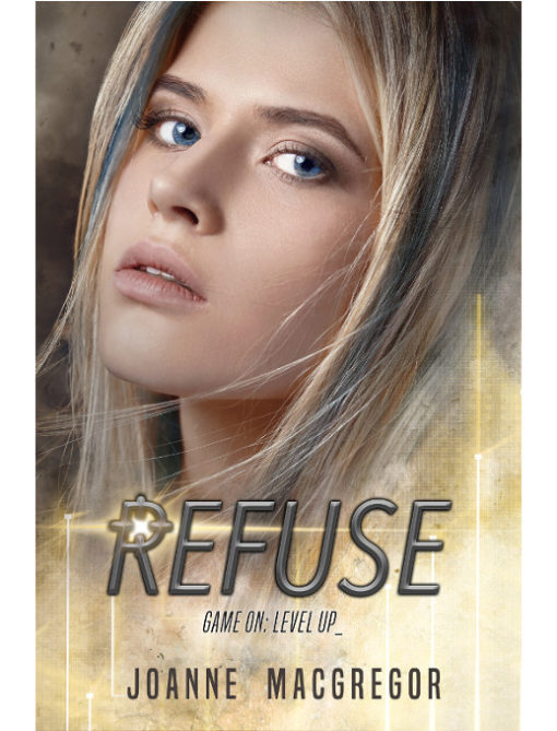 Refuse Cover by Joanne Macgregor