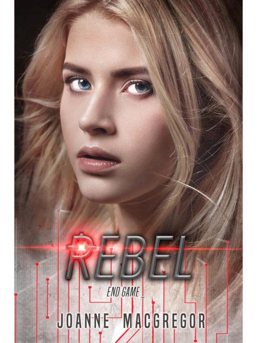 Cover of Rebel by Joanne Macgregor