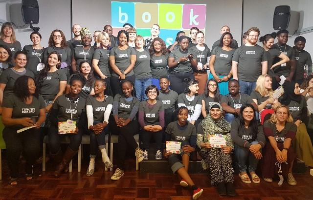 Book Dash Jozi 2017