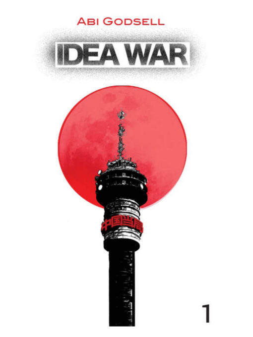 Cover of Idea War 1 by Abi Godsell