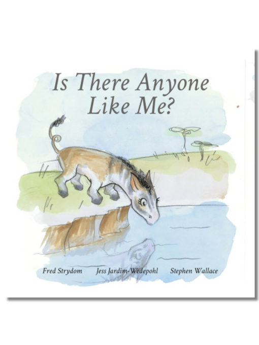 Cover of Is There Anyone Like Me Book Dash