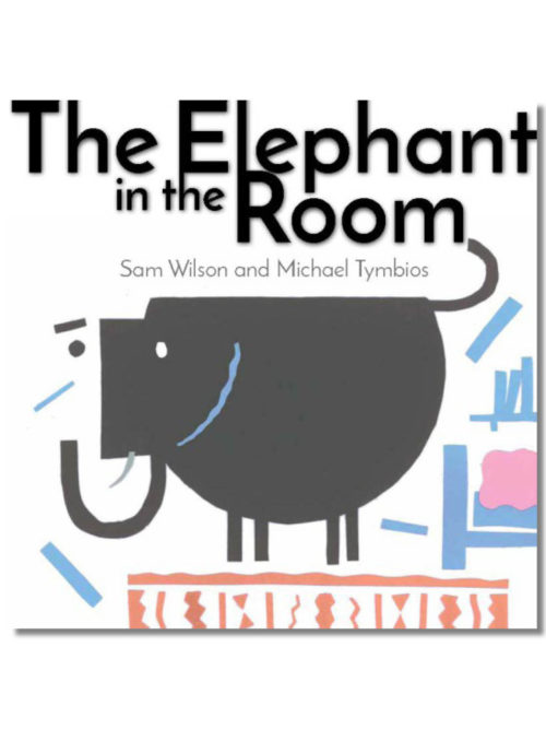 Cover of The Elephant in the Room Book Dash