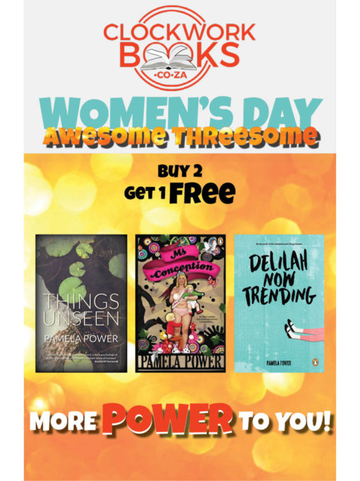 Clockwork Books August Special Awesome Threesome