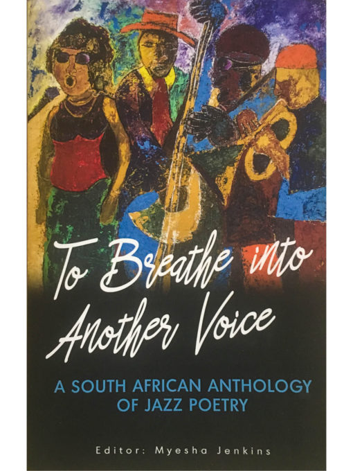 Cover of To Breathe Into Another Voice edited by Myesha Jenkins