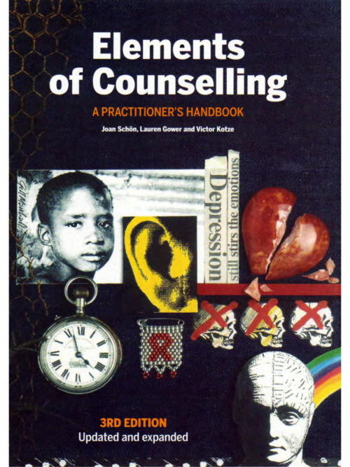 Cover of Elements of Counselling