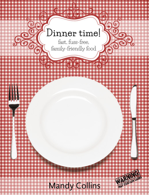 Cover of Dinner time! by Mandy Collins