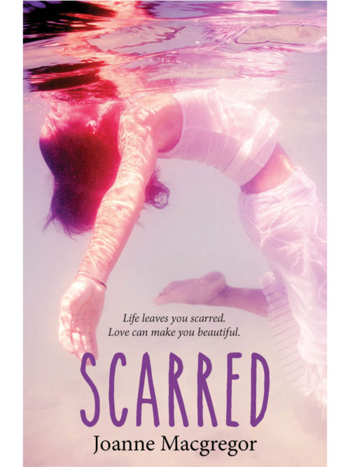 Cover of Scarred by Joanne Macgregor