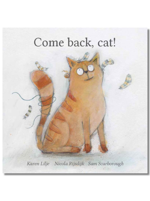 Cover of Come Back Cat Book Dash