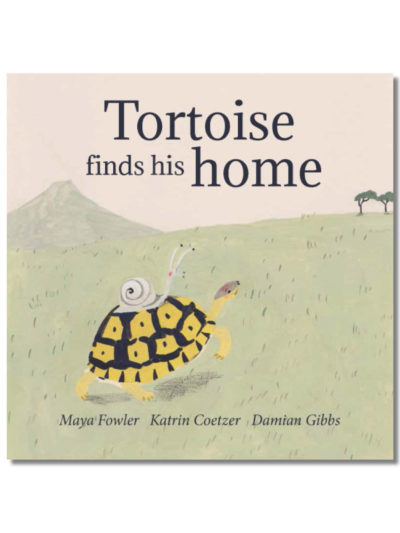 Cover of Tortoise Finds His Home Book Dash
