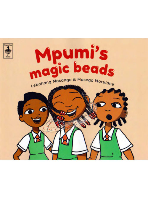 Cover of Mpumis Magic Beads for store