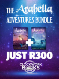 Hamilton Wende The Arabella Adventures Bundle two book bundle deal