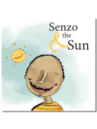 Cover of Senzo & the Sun Book Dash