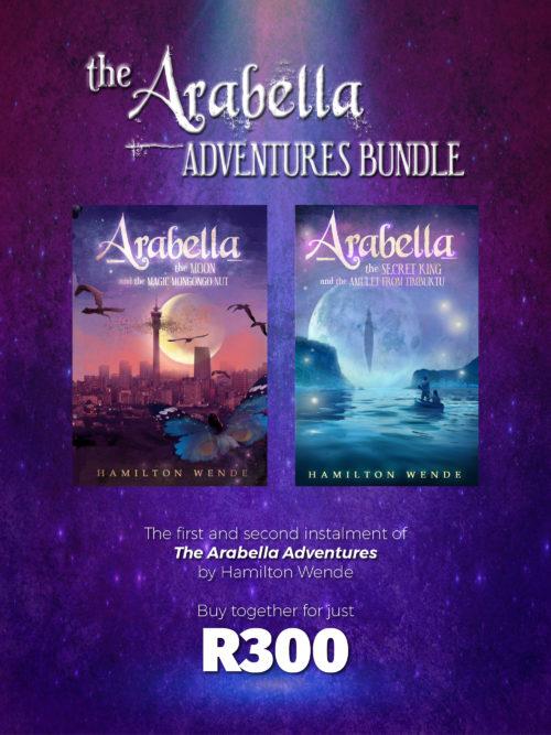 Arabella Adventures bundle May 2019