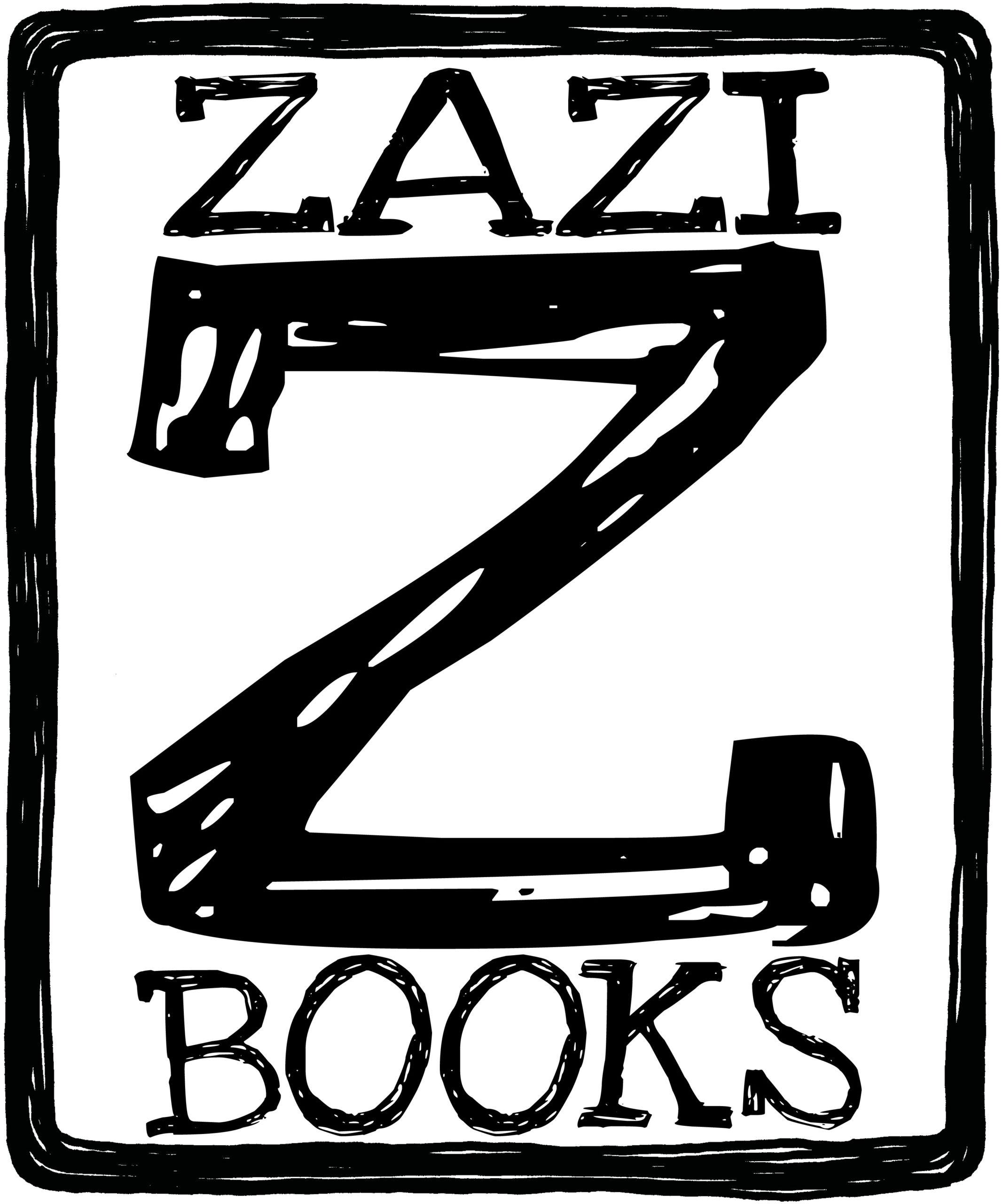 Logo of new imprint for tween fiction Zazi Books