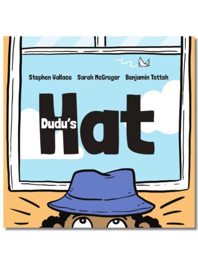 Cover of Dudus Hat Book Dash