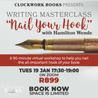 Online writing workshop nail your hook