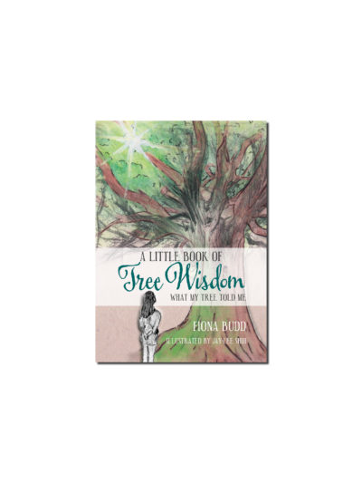 Cover of A Little Book of Tree Wisdom by Fiona Budd